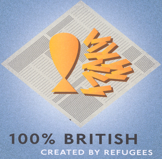 History - Fish&chips created by refugees