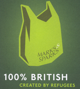 History - M&S created by refugees
