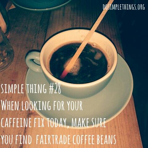 Coffee;  fair-trade; fair trade